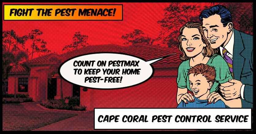Pest Control Cape Coral