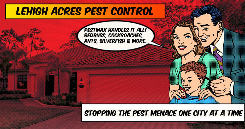 Pest Control Lehigh Acres