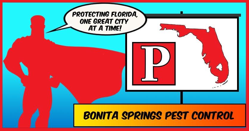 Pest Control Bonita Springs