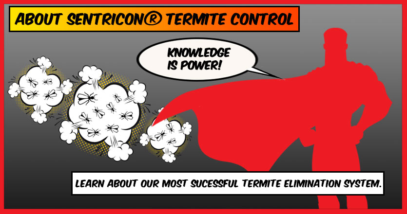 About the Sentricon® Termite Colony Elimination System